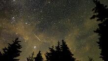 Cómo y a qué hora verlo: esta noche el cielo alcanza su máximo esplendor con la lluvia de estrellas de las Dracónidas