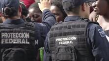 México realiza un gran despliegue militar en la frontera sur para evitar el paso de migrantes a EEUU