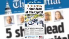 The Capital Gazzette, el periódico que no se rindió tras atacado