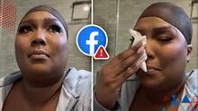 """""""El mundo no me quiere"""": entre lágrimas, Lizzo responde a ataques racistas y Facebook cancela cuentas de los implicados"""