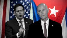 Marco Rubio y Rick Scott aplauden la designación de Cuba como estado patrocinador del terrorismo