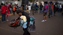 Grupos extremistas estarían promoviendo la violencia entre los miembros de la caravana de migrantes