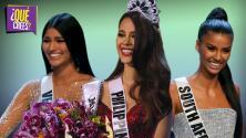 Un vestido volcánico y casi un 'back to back': todo lo que tienes que saber del Miss Universo 2018