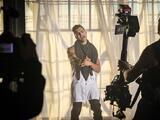 Detrás de cámaras del último video musical de Christian Daniel