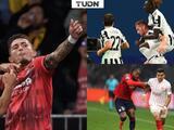 Villarreal gana a costa del Young Boys; Juventus sigue con paso perfecto
