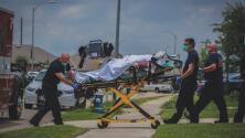 Perro muerde a una mujer y es llevada al hospital en Katy, Texas