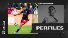 MLS Perfiles: Edison Flores un mundialista histórico con Perú, dentro de la filas del DC United
