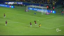 ¡Goool, golazo de Tigres! Evelyn González pone el 2-0 y el Volcán estalla