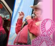 """""""La intención no era ofender a nadie"""": Hija de Lalo Mora se culpa por foto de su padre en la que apoya lucha contra el cáncer de mama"""