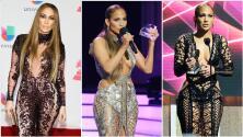 Los looks más atrevidos de Jennifer López en los últimos años