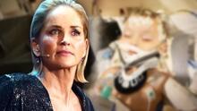 Sharon Stone lamenta la muerte de su sobrino y ahijado de 11 meses por una falla orgánica
