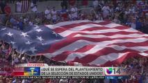 Estados Unidos, el gran favorito para ganar la Copa Oro
