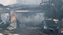 Investigan posible laboratorio de drogas clandestino en explosión ocurrida en Merced