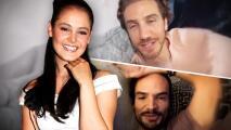 Eugenio Siller, galán de Allisson Lozz en 'Al diablo con los guapos', le hace un llamado a la retirada actriz