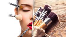 ¿Cómo usar las múltiples brochas para maquillarte?