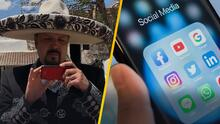 """""""Acá es al revés"""": Pepe Aguilar revela que es un """"gamer"""" y ayuda a sus hijos con las redes sociales"""