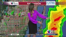 Más tormentas y posibles inundaciones este viernes