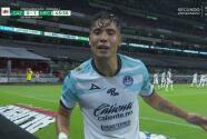 ¡Aprovechan el error! Nicolás Díaz anota el 0-1 de Mazatlán