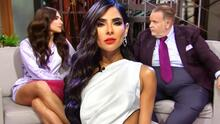 Alejandra Espinoza narró a Raúl de Molina el viacrucis que ha vivido por el padecimiento que la llevó al hospital