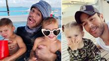 ¿Horroroso? Enrique Iglesias cuenta cómo le fue encerrado en casa con sus hijos y Anna Kournikova