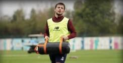 Pizzuto, considerado por el DT y podría debutar con el Lille