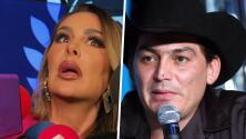 Ninel Conde responde si sufrió violencia doméstica en su noviazgo con José Manuel Figueroa