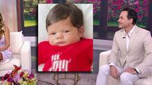 """""""Miren ese cachetón"""": Carlos y Maity quedaron cautivados por las fotos que Francisca compartió de baby Gennaro"""