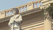 Las dos caras de la moneda de la remoción del monumento a los soldados y marineros confederados en Georgetown