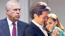 La princesa Beatrice celebró su fiesta de compromiso, siendo su padre Andrés el gran ausente