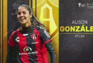 ¡Aplausos! Alison González es elegida como mejor jugadora menor