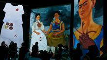 """""""Frida, la experiencia inmersiva"""", la nueva exposición que rinde homenaje a la pintora mexicana"""
