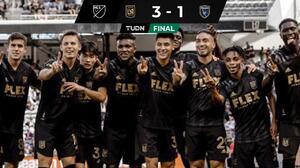 LAFC vence a SJ Earthquakes, pese a gol de Carlos Fierro a pase de Chofis