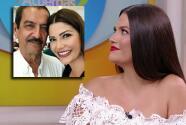 Ana Patricia se conmueve al recordar a su padre y cómo luchó por 5 años contra el cáncer