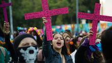 """""""Hay que ver al movimiento feminista como un movimiento político"""", activista mexicana sobre relación entre el gobierno y el movimiento"""