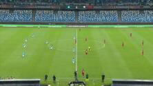Resumen del partido Napoli vs Legia Warsaw