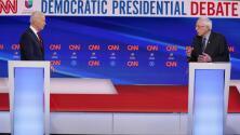 Sanders y Biden prometen que, si alguno es elegido presidente, las mujeres tendrán un importante rol en sus gabinetes