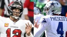 Los Bucs de Brady abrirán la temporada de la NFL ante los Cowboys