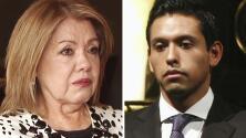 Silvia Urquidi vuelve a arremeter contra Iván Aguilera, esta vez por cómo trata a su madre