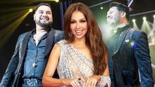 Banda MS de vuelta en los escenarios en Houston y anuncia que grabará dueto con Thalía