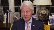 Expresidente Bill Clinton está hospitalizado en California por una infección