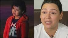 """""""Mi pregunta es ¿cómo llegó?"""": madre de Emely Antonia, la niña que cruzó sola la frontera, logra localizar a la menor"""