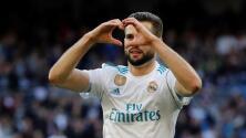 Nacho renueva su contrato con el Real Madrid hasta 2023