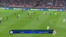 Resumen del partido Internazionale vs Real Madrid