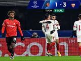 Sevilla recuperó la memoria y se impuso al Rennes de Francia