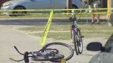 Un hombre fue baleado cuando montaba en bicicleta por el noroeste de Miami-Dade