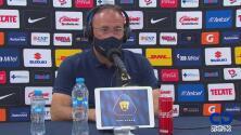Andrés Lillini lamentó el empate ante León y no sostener el 1-0