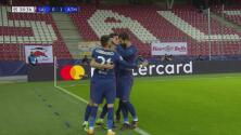 ¡Para de sufrir! Atlético de Madrid es letal con 0-1 de Mario Hermoso