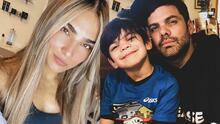 Alejandra Espinoza presume que Matteo sabe hablar como puertorriqueño (igual que su papá)