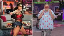 Raúl de Molina disfrazado de Bad Bunny y otros atuendos memorables de los famosos en Halloween