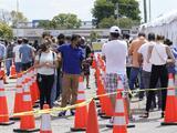 """Explosión"" de pacientes con coronavirus en Florida preocupa a expertos en salud"